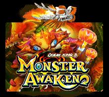 Fish Hunter Monster Awaken