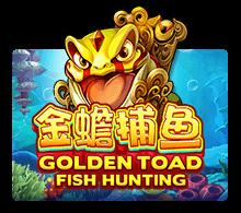 Fish Hunter Golden Toad