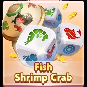 Fish Shrimp Crab
