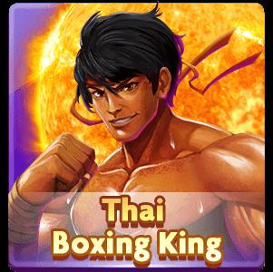 Thai boxing king