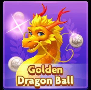 Golden Dragon Ball