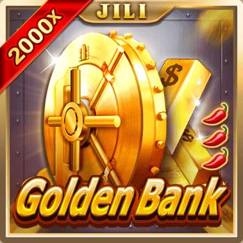 Crazy Golden Bank
