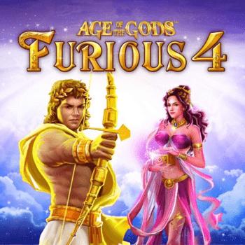 Age of the Gods: Furious Four
