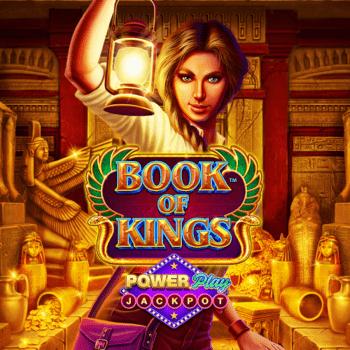 Book of Kings PowerPlay Jackpot