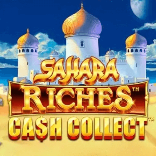 Sahara Riches: Cash Collect