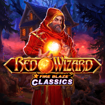 Fire Blaze: Red Wizard